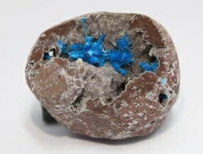 Cavansite crystals in Naples FL at Altered Elements Store.